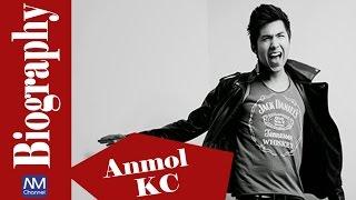 Anmol KC Biography    Nepali Actor Biography    Nepali Movies Channel
