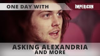 One Day With - Asking Alexandria / While She Sleeps / Motionless In White / Betraying the Martyrs