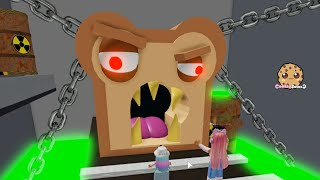 Trapped In The Evil Bakery ! Roblox Escape Obby Online Video Game