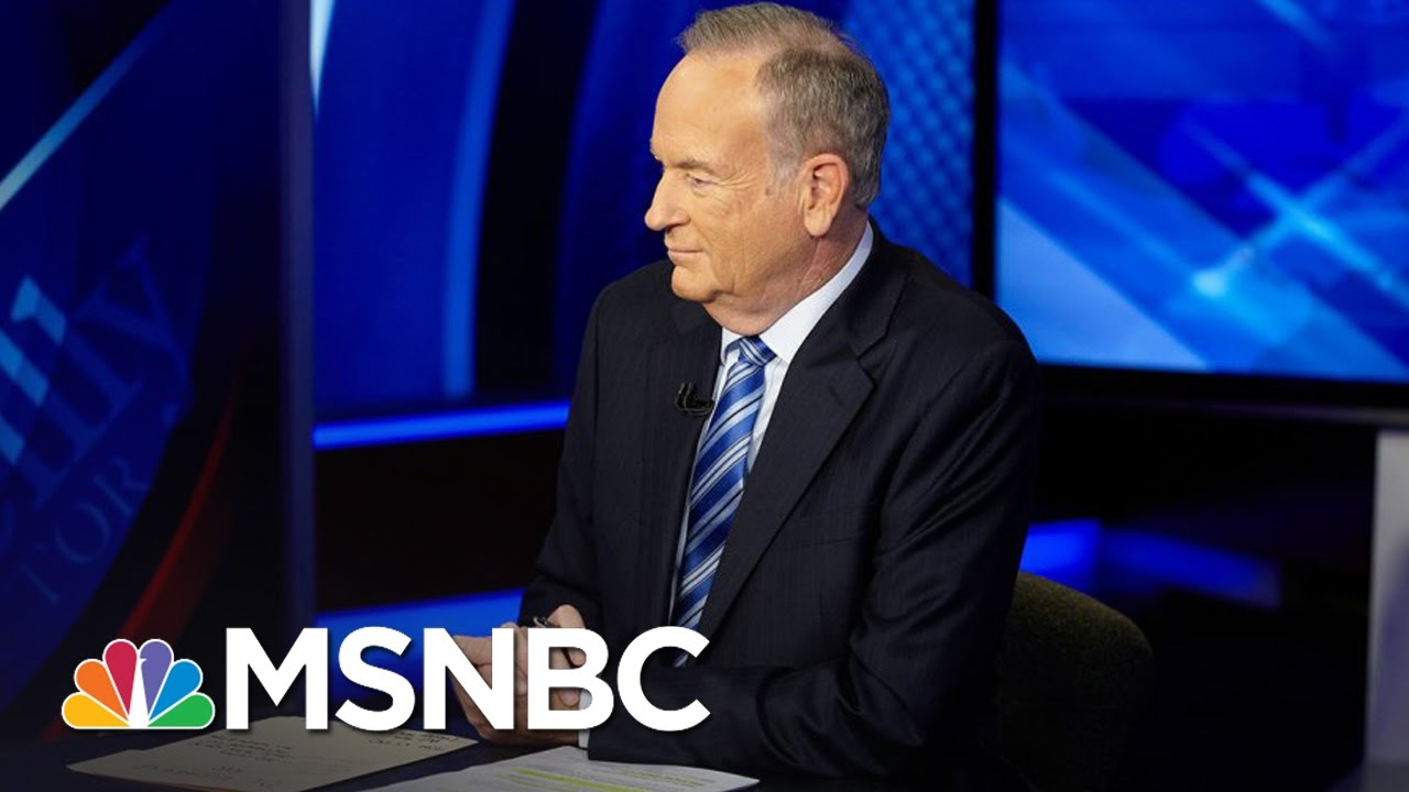 Bill O'Reilly's Firing And The Women Who Made It Happen | The Last Word | MSNBC thumbnail