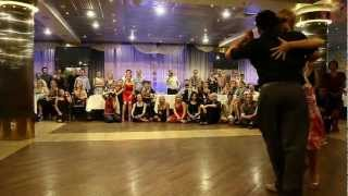 Noelia Hurtado & Carlitos Espinoza, 4, Festival Of Argentine Tango «MILONGUERO NIGHTS 2012»