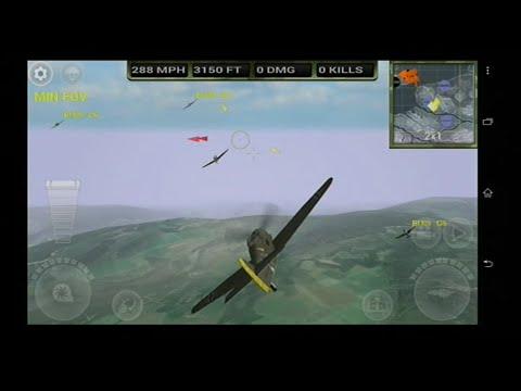 Video of FighterWing 2 Flight Simulator