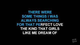 You Give Good Love in the style of Whitney Houston karaoke mp3 version