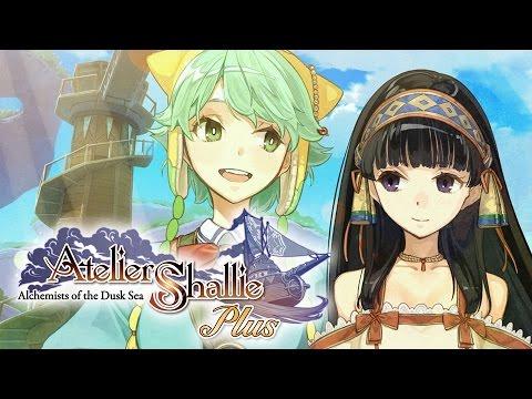 Видео № 0 из игры Atelier Shallie Plus : Alchemists of the Dusk Sea [PS Vita]