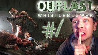 NICE ASS DUDE! | Outlast Whistleblower DLC - Part 1