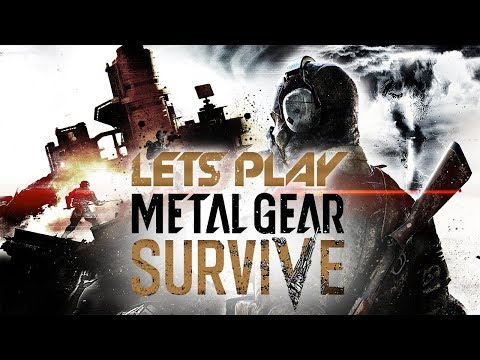 CZ | Let's Play / Gameplay | Metal Gear Survive | PS4 Pro | Open Beta | Jiná dimenze