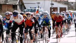preview picture of video 'BROTHERS Bikes Team: Frühjahrsstraßenpreis Aichach 2012'