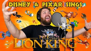 Disney and Pixar Sings The Lion King Medley