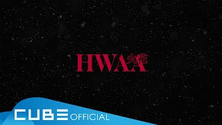 (여자)아이들((G)I-DLE) - 'HWAA (English Ver.)' Official Lyric Video