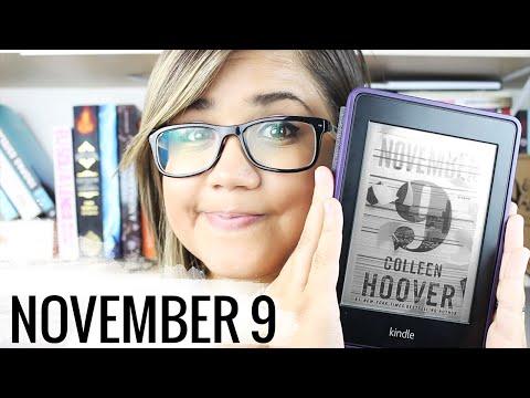 NOVEMBER 9 por Colleen Hoover