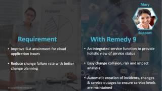 BMC Remedy 9.x - End-to-end demo