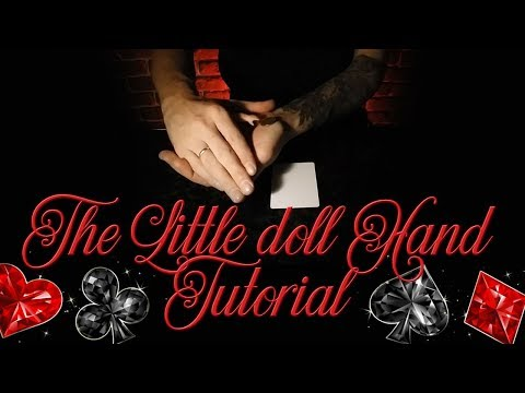 The Little Hand Ghost Magic Trick