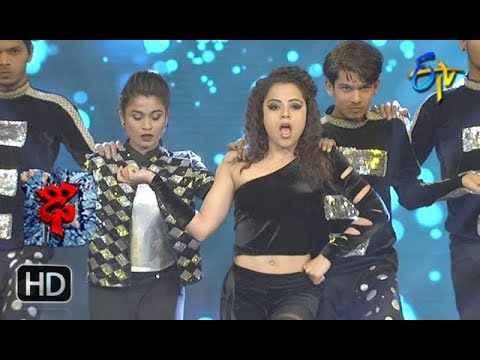 Phalguni Performance | Dhee 10 |  18th April 2018   | ETV Telugu