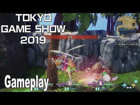Trials of Mana - Gameplay Demo TGS 2019 [HD 1080P]