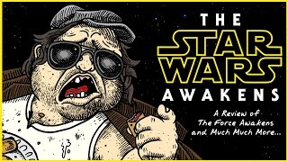 Mr. Plinkett's The Star Wars Awakens Review