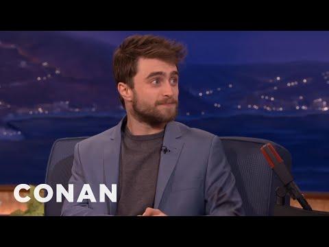 Daniel Radcliffe u Conana O'Briena