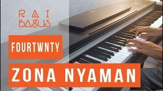 Fourtwnty   Zona Nyaman Piano Cover (Ost. Filosofi Kopi 2 : Ben & Jody)