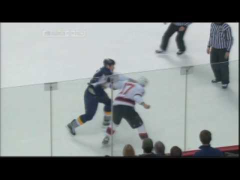 Wade Belak vs. Michael Rupp