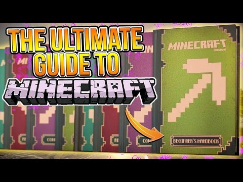 THE ULTIMATE GUIDE TO MINECRAFT - Guide Book Mod! (Minecraft Mod Showcase)