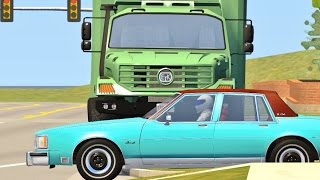 BeamNG Drive HIGH SPEED CRASHES #69