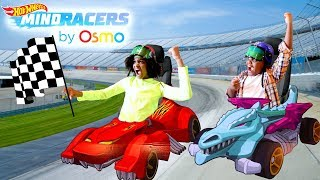 OSMO HOT WHEELS™ MINDRACERS vs Shiloh And Shasha - Onyx Kids