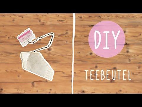 Teebeutel selbstgemacht – mit Nina Moghaddam