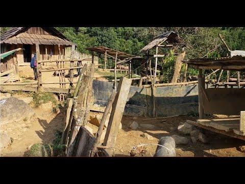 Lub Neej Nyob Ntuj Qub Qab/Highland People In Laos 2019 EP 1
