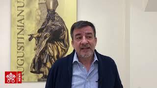 """P. Cabrera: """"Augustinianum, 50 años evangelizando a través de la cultura"""""""