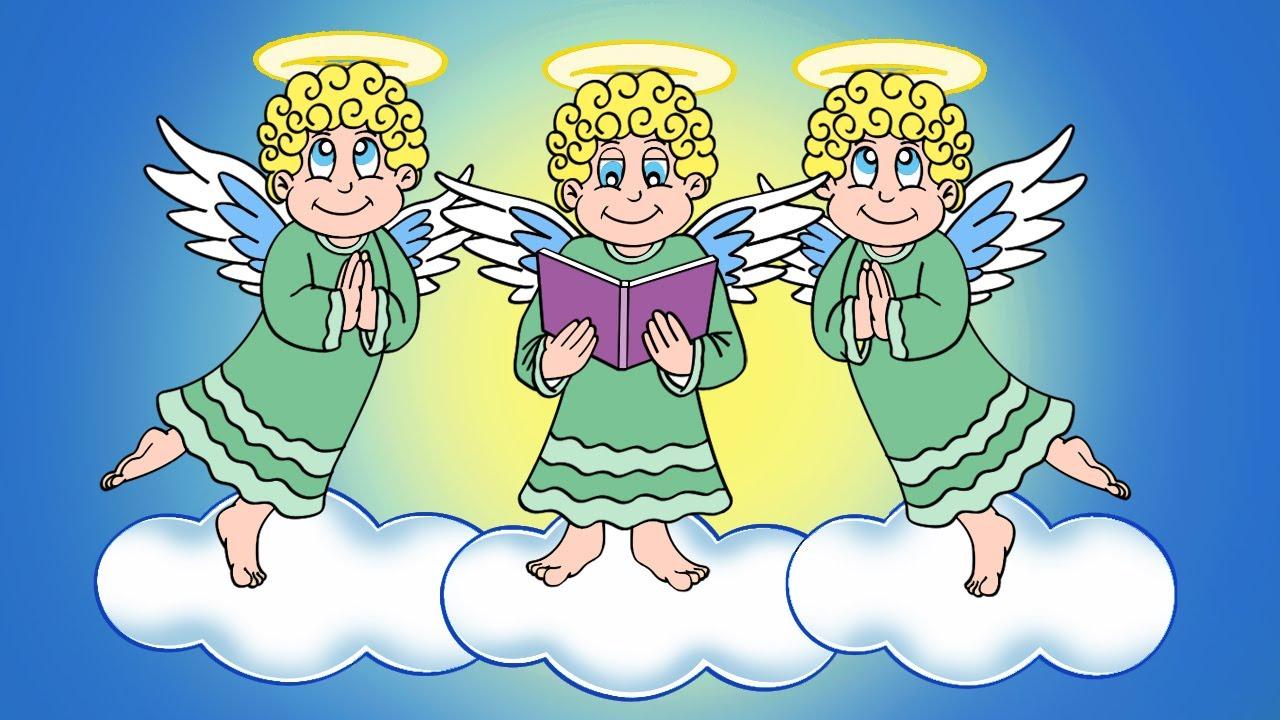 Anjos da Guarda - Clip Infantil