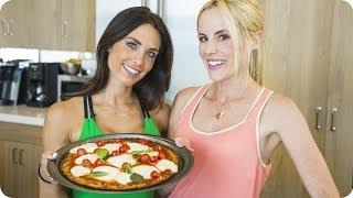 Cauliflower Crust Pizza—Healthy Dinner Recipe | Autumn Fitness