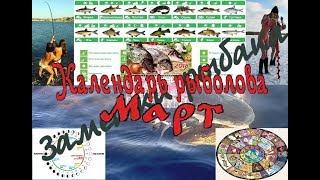 Календарь рыболова стародуб на июль 2020