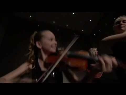 Bowing The Strings - Cardel Theatre - Calgary - HQ Video