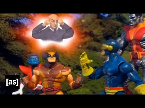 Police Academy join the X-Men