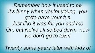John Anderson - Go To Town Lyrics