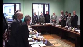 I sesja Rady Gminy Chorkówka VI kadencji