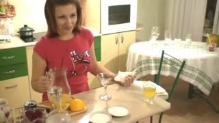 Смотреть онлайн Рецепты коктейлей с водкой