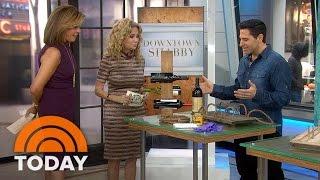 How To Make DIY Wine Racks, Glass Holder | TODAY