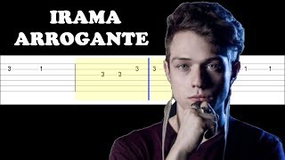Irama   Arrogante  (Easy Guitar Tabs Tutorial)