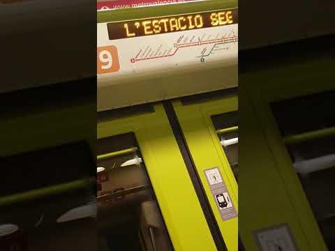 Metrovalencia megafonía