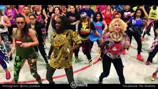 MO DIAKITE: *   Siboy   Mobali (Audio) Ft. Benash, Damso     * (Zumba® Fitness Choreography)