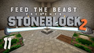 FTB Stoneblock 2 | Angry Chicken, Ghast & Ender Dragon