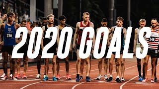 How to Achieve Your Running Goals in 2020!!