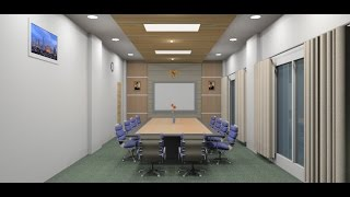 Sketchup Tutorial Interior Design Make A Meeting Room