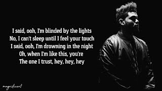 The Weeknd   Blinding Lights (Lyrics)