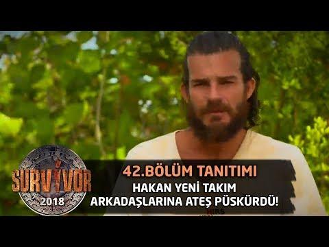 Hakan Hatipoğlu Takımın Yeni Yarışmacılarına Ateş Püskürdü!  -  42. Bölüm Tanıtımı  -  Survivor 2018