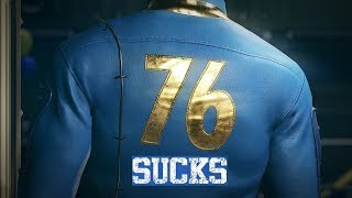 Fallout 76 Is Dogshit