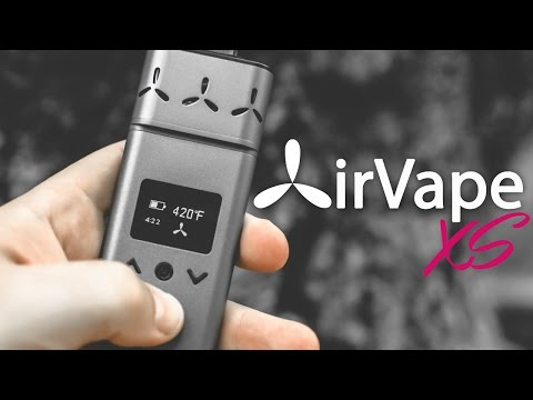 AirVape XS - Unboxing & How To