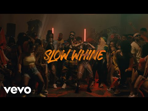 Dj Kash - Slow Whine (feat. Demarco & YFN Lucci)