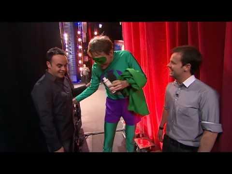 Britain's Got Talent 2009 - Mr Methane (Farting Man)