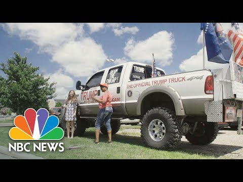 Donald Trump Rally Offers His Supporters Hope For Fights To Come | NBC News